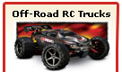 RC Trucks, Buggies, Crawler  and Parts