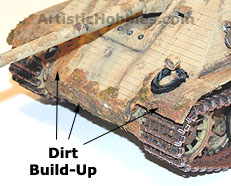 Dirt Build-Up