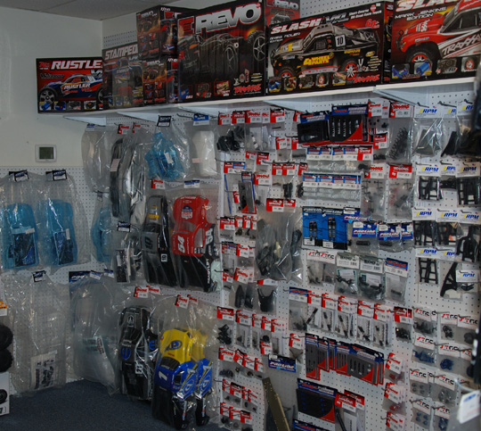 Inside picture of our store