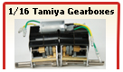 Tamiya 1/16 Gearboxes