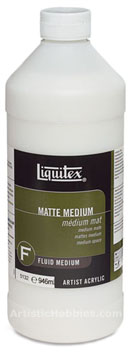 Liquitex Matt Acrylic Medium