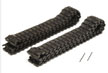 VsTank Pro Hard Tread Pin-linked Set, Fits all Leopard 2 A5/A6 tanks