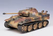 1/25 German Panther G Late Production Tank - Motorized Model Tank Kit