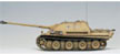 1/25 German Jagdpanther G Early Production - Motorized Model Tank Kit