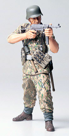 Tamiya 1/16 German Infantryman Elite Model