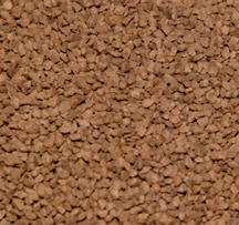 Woodland Scenics Coarse Brown Gravel 18 Cu. In.