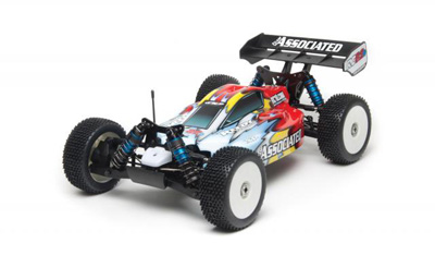 Team Associated RC8.2e RC Buggy Ready-To-Run