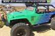 Axial SCX10 Jeep Wrangler G6 Falken Edition 1/10th Scale Electric 4WD - RTR