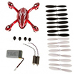 Hubsan Crash Pack for H107C quadcopters