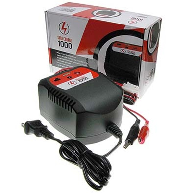 Racers Edge AC/DC 4-8 Cell Battery Charger