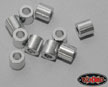 RC4WD 6mm Silver Spacer with M3 Hole (10)