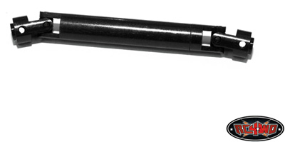RC4WD Punisher Shaft for Axial Wraith (106mm-140mm), Black