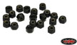 RC4WD Nylock Nuts M3 (Black)