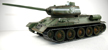 1 1/16 Taigen IR Russian T-34/85 Metal Version, Green