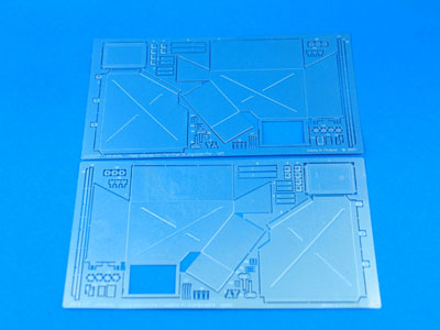 1/16 Panther G Rear Tool Boxes Photo Etch Kit