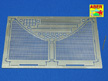 1/16 King Tiger Henschel Anti Mine Photo Etch Grille Set