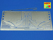 1/16 King Tiger Front Fender Photo Etch Set
