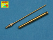 1/16 German MG 34 Tank Barrel Photo Etch Kit