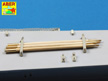 1/16 King Tiger Cleaning Rods Photo Etch Set