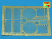 1/35 German Panther G/F Photo Etch Grill