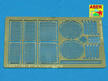 1/35 German Jagdpanther Photo Etch Grill