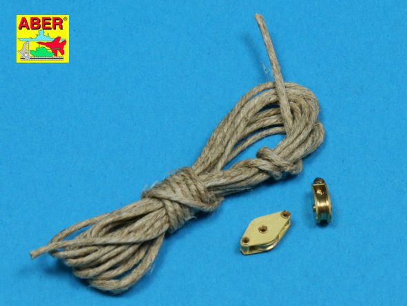 1/35 Pully and Rope Set