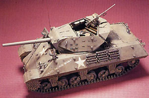 1/35 US M-10 Tank Destroyer