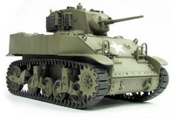 1/35 US M5A1 Stuart Light Tank, Early