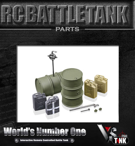 VsTank Pro - Tiger I Oil Kit