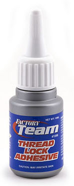 Factory Team Thread Locking Adhesive
