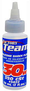 Silicone Shock Fluid 30wt/350cSt