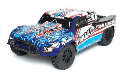 Team Associated ProLite 4x4 RC Truck Ready-To-Run