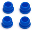Team Associated Blue Shock Bushings for RC8.2e