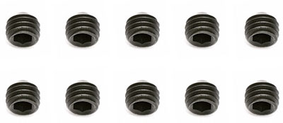Team Associated 5 x 4mm Set Screws for RC8.2e