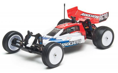 Team Associated RC10B4.2 RS RTR Buggy