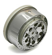 KMC Hex Wheels, chrome (hex)