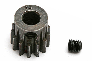 Team Associated Pinion Gear, 13 Tooth 32P (5mm shaft) for ProLite RC Truck
