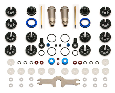 Team Associated - 12mm Front Big Bore Shock Kit for SC10 & T4