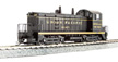 Broadway Limited HO EMD NW2 switcher UP #1079