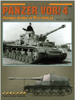 Panzer VOR! 4 German Armor at War Book 1939-45