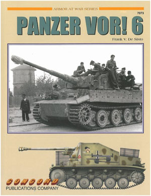 Panzer VOR! 6 German Armor at War Book 1939-45