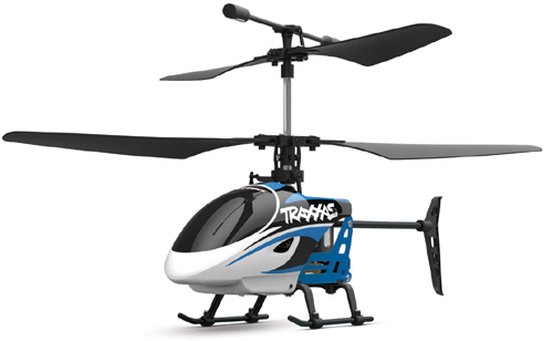 2 Traxxas DR-1 Dual-Rotor Coaxial Helicopter