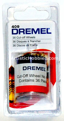 Dremel Cutting Wheels, 36 Pack