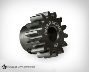 Gmade MOD1 5mm Hardened Steel 14T Pinion Gear