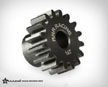 Gmade MOD1 5mm Hardened Steel 16T Pinion Gear