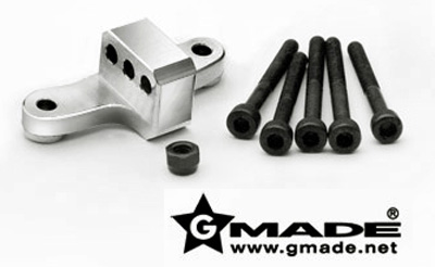 GMade Adjustable Upper Link Mount for R1 Axle