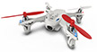 1 Hubsan X4 quadcopter with FPV camera