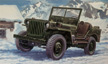 1/24 US Willys Jeep 1/4-Ton