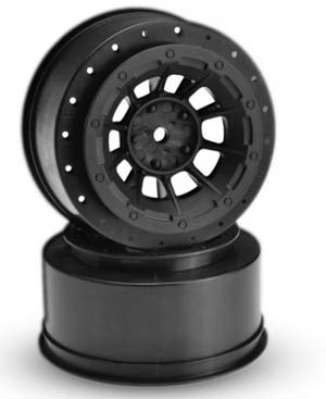 JConcepts Hazard Slash 4x4 F/R Wheels