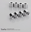 JunFac ALUMINUM EXTENSION ROD SPACERS (8)